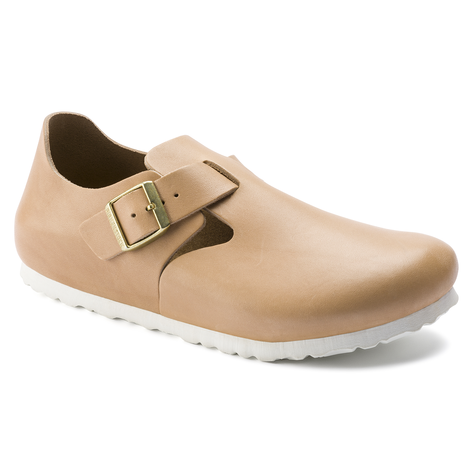 57121702c2158 London Natural Leather Nude ...