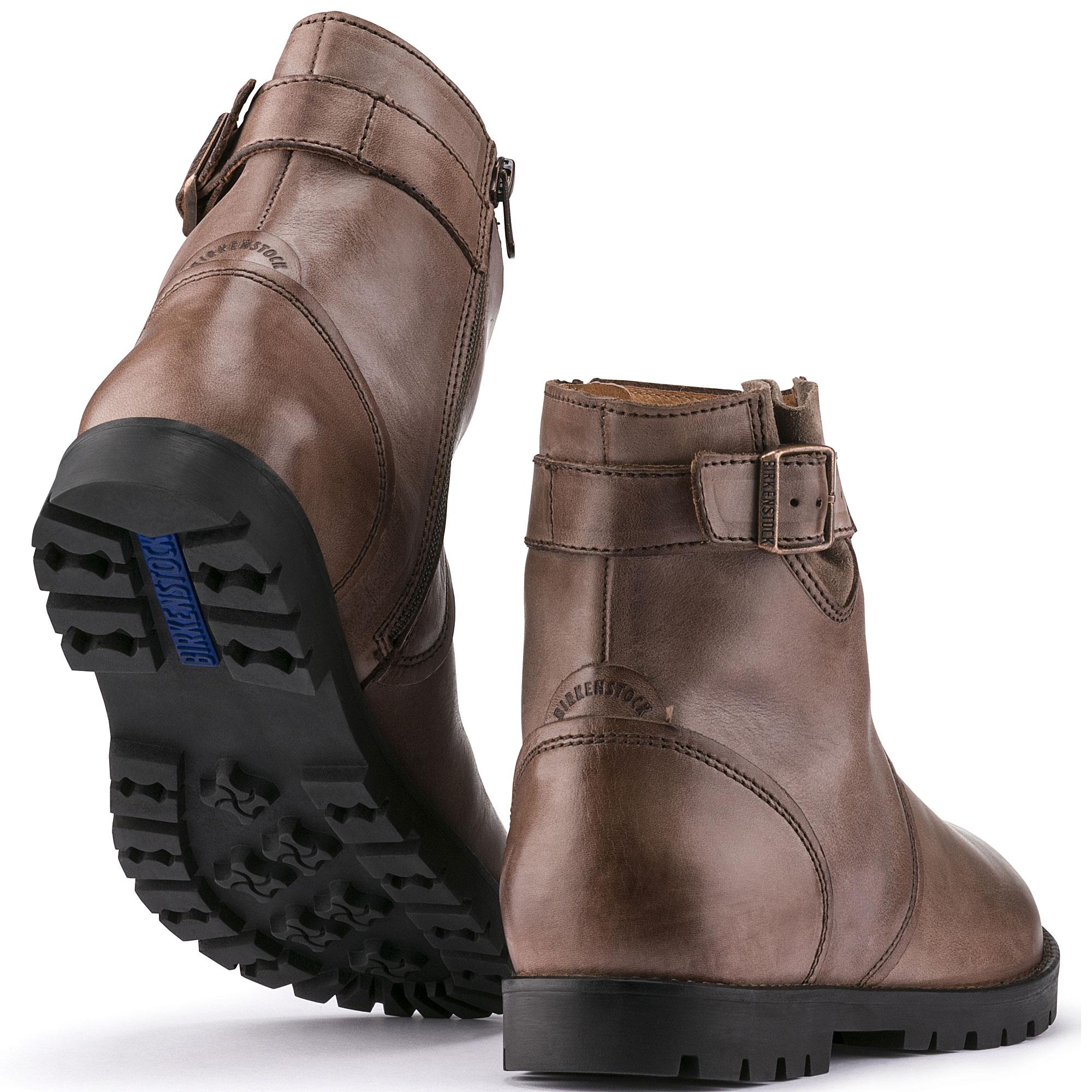 ... Stowe Natural Leather Dark Brown ... 92514933de7