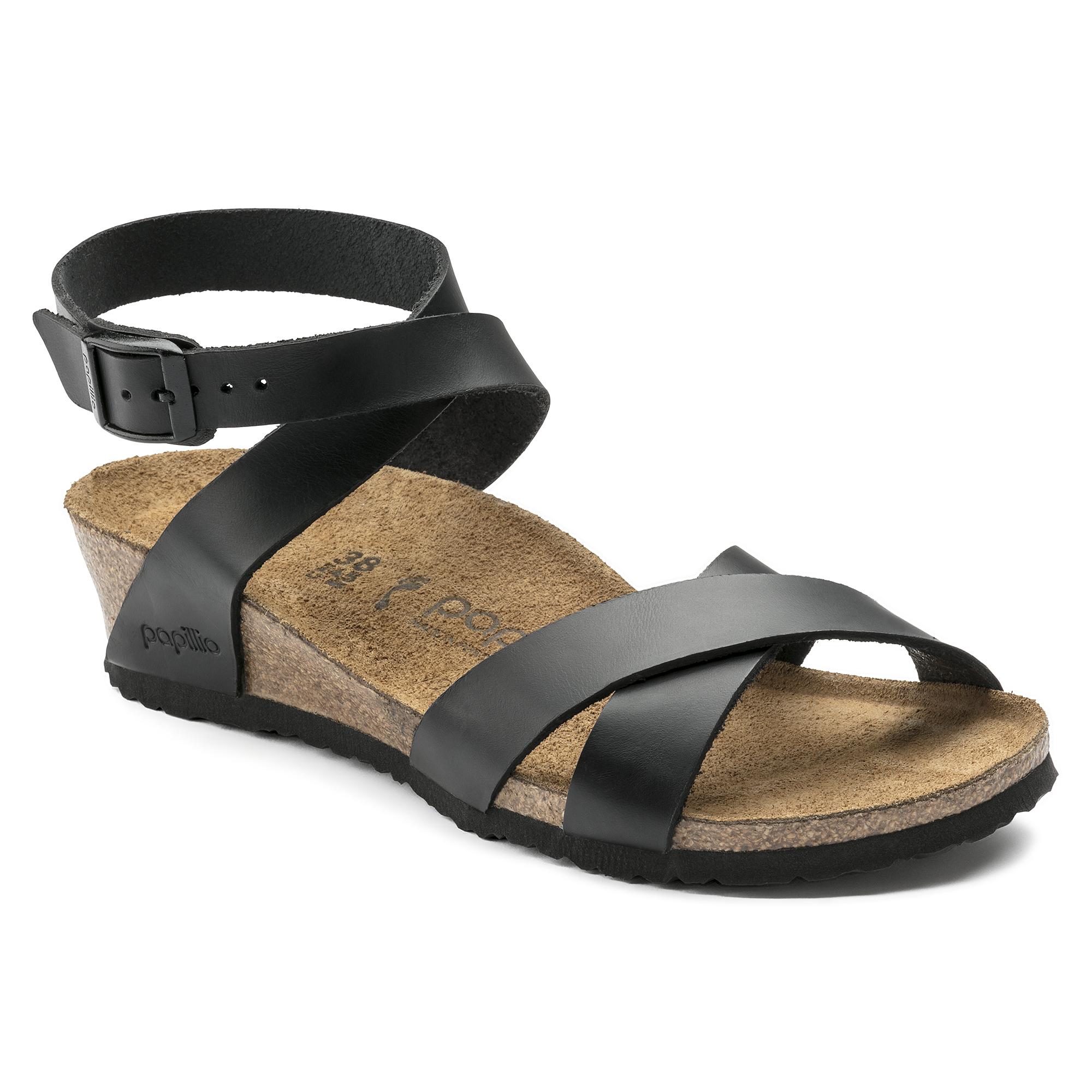 2d35f3d6d83 Lola Natural Leather Black