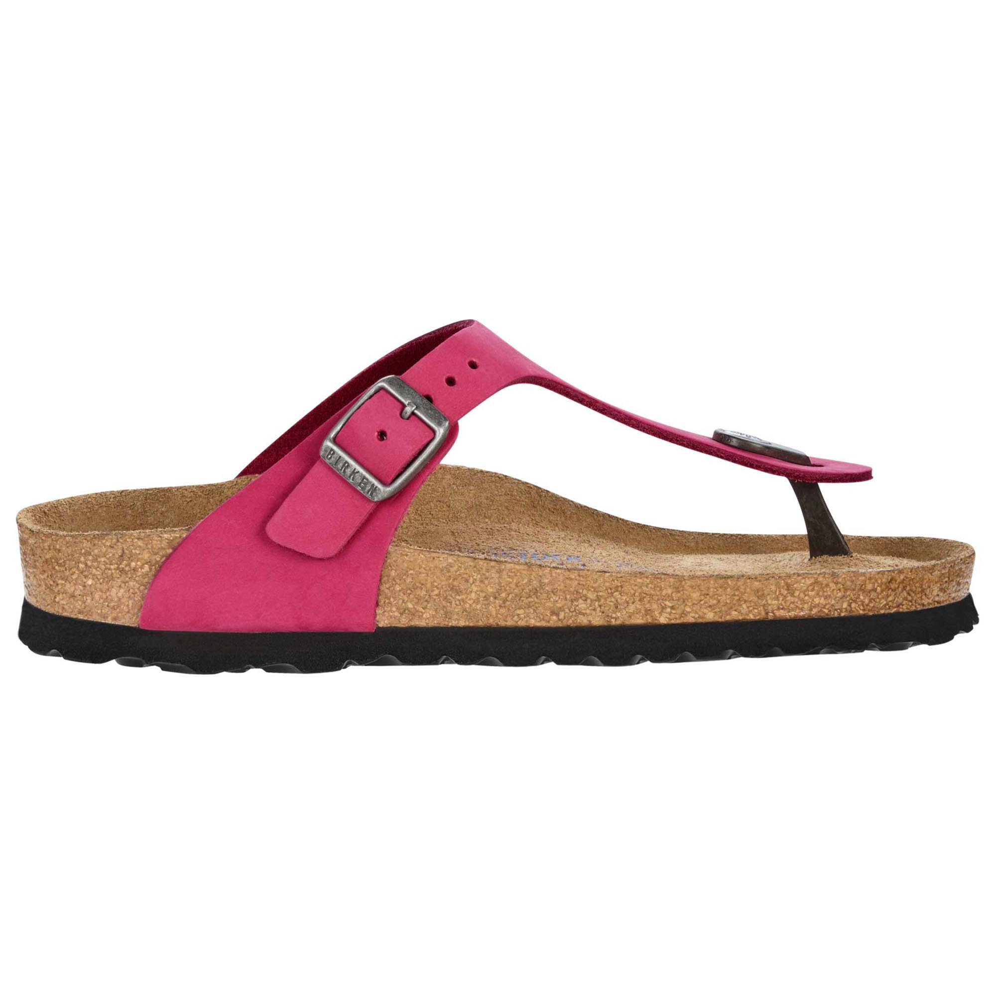 Gizeh Nubuck Leather Pink
