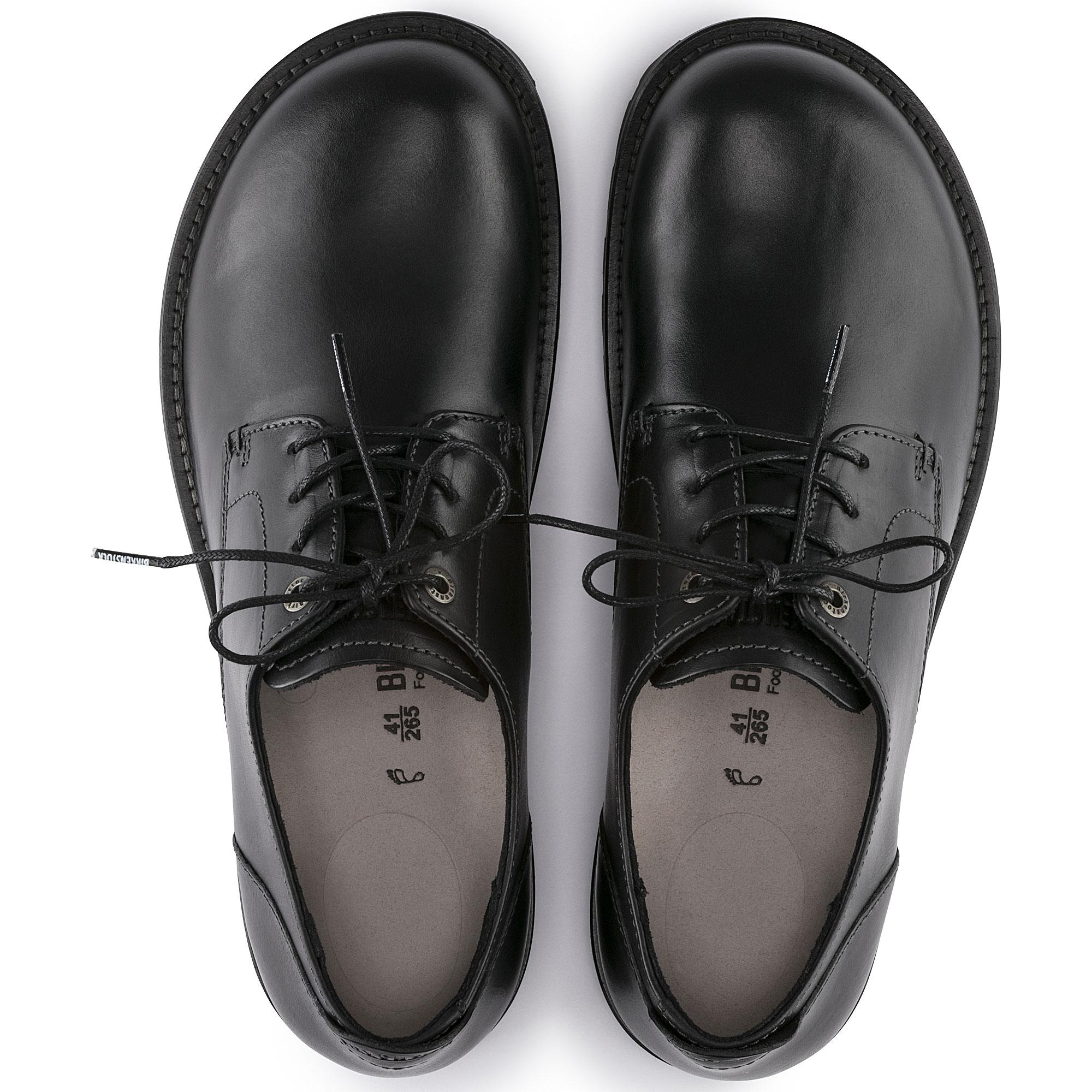 Gilford Natural Leather Black