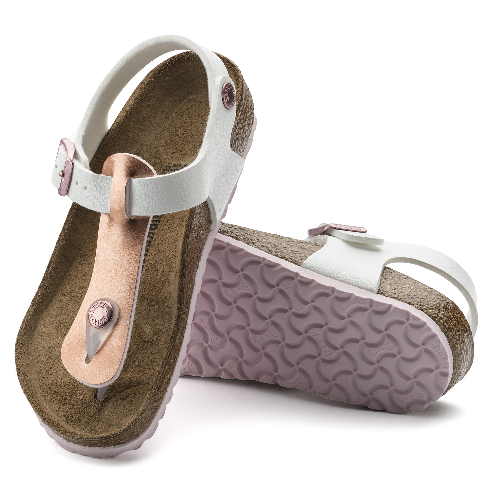 Birkenstock Kairo Soft Sandale rosa |