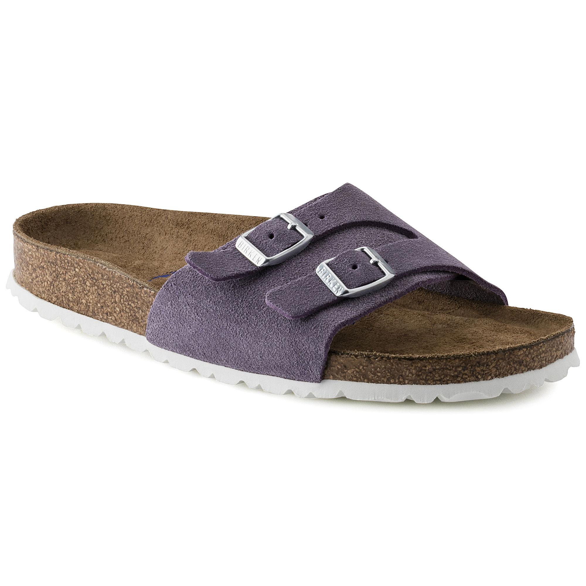 9ac4b1d28 Vaduz Suede Soft Footbed Lavender ...