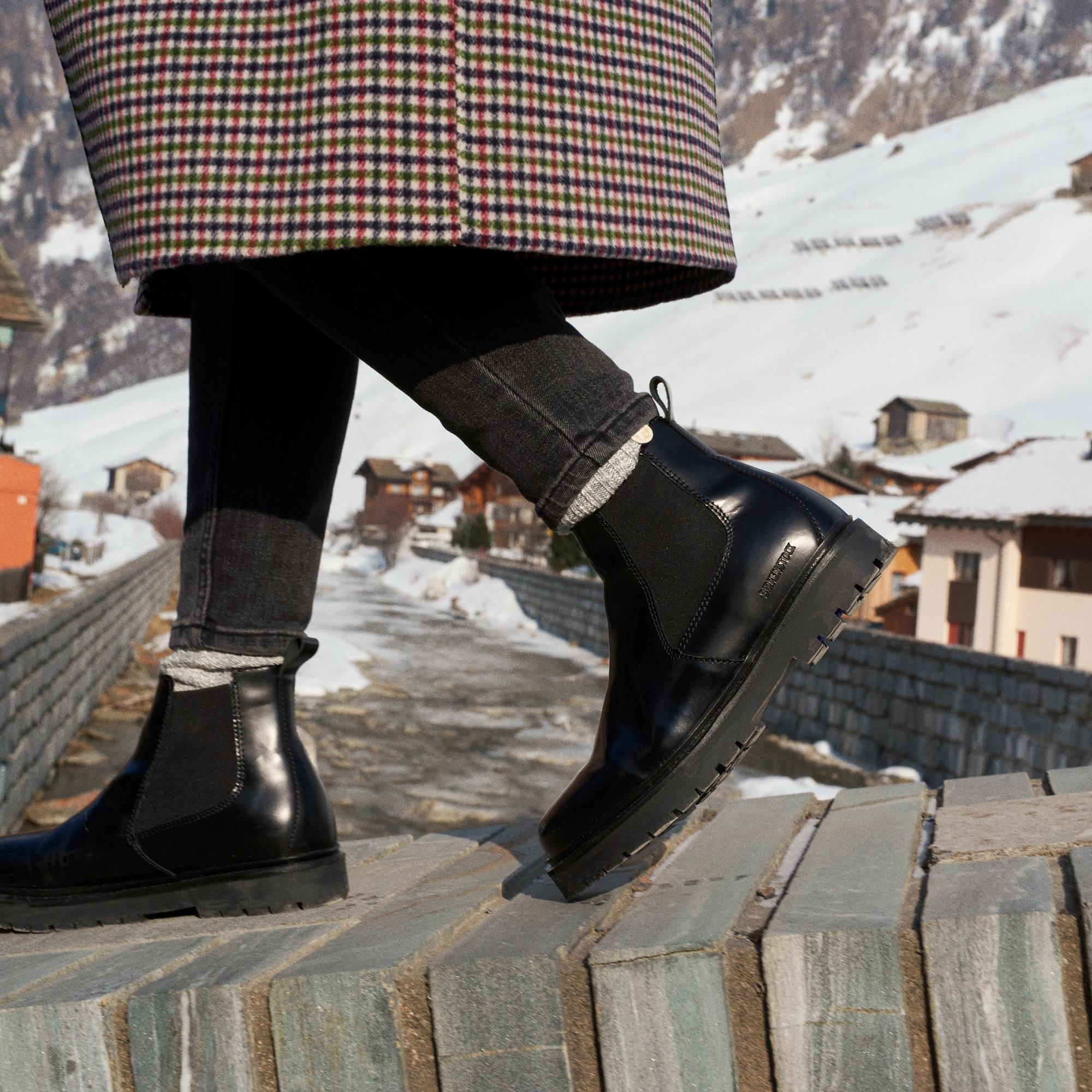 37bc87316589 Stalon Natural Leather Black | shop online at BIRKENSTOCK