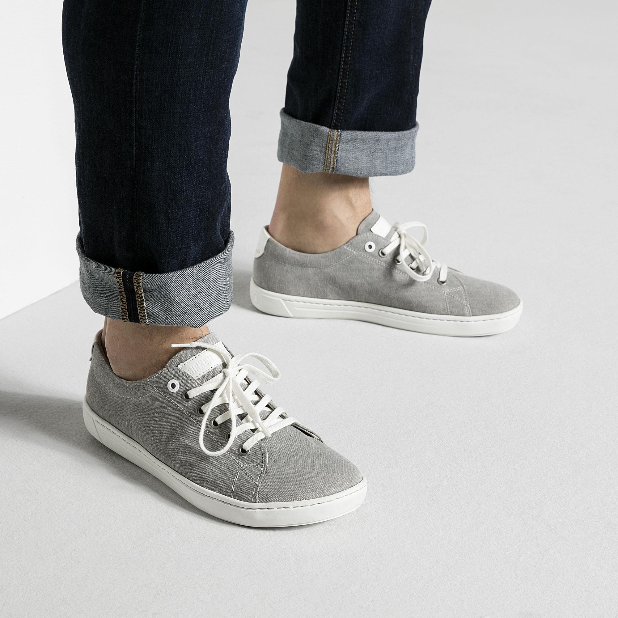 Arran Textile Grau