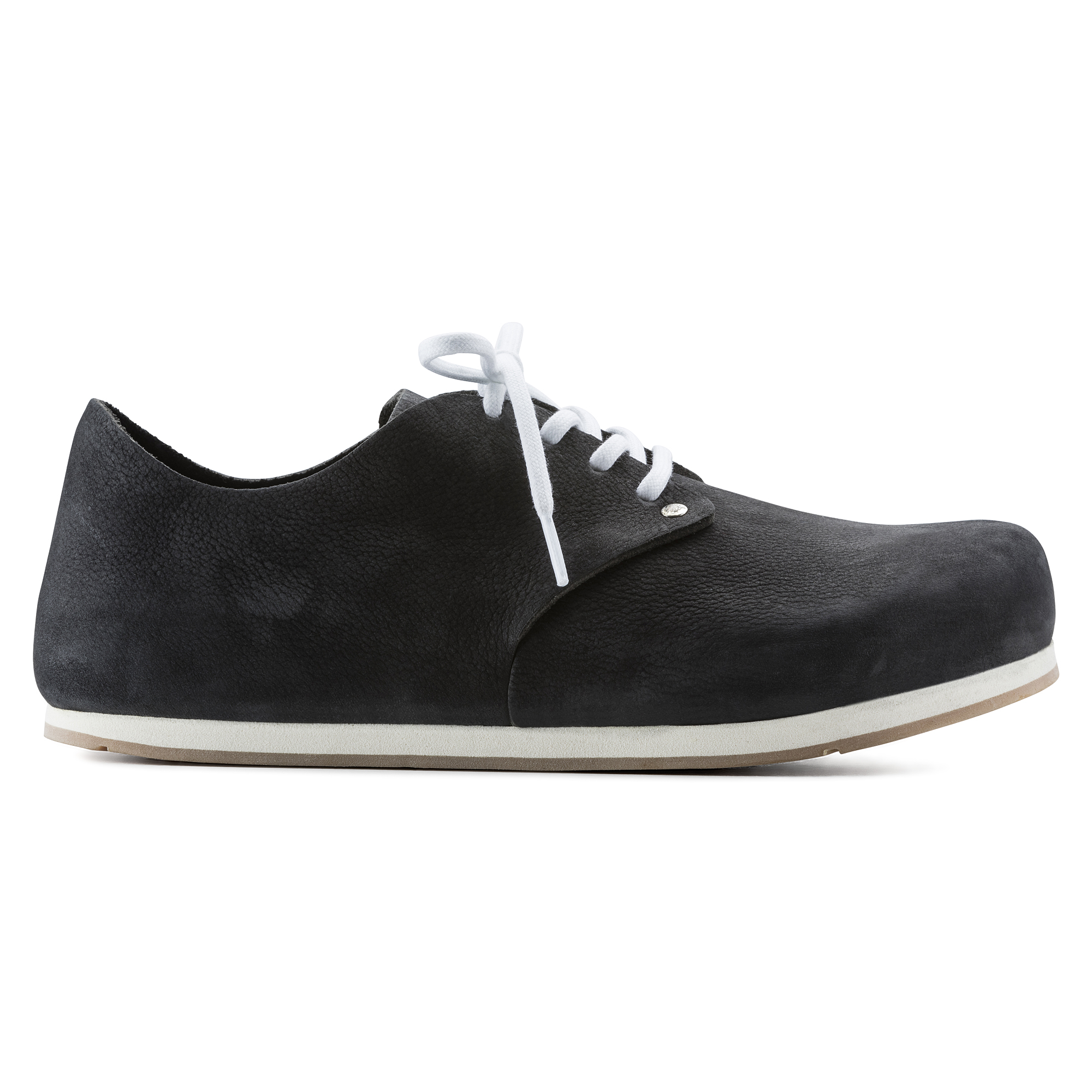Maine Natural Leather Soft Black