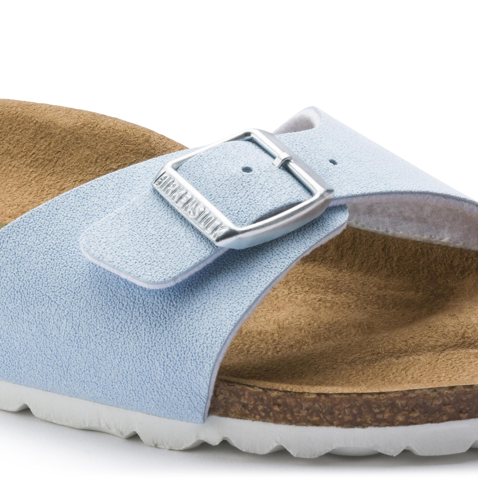 Birkenstock Madrid W sandal blue grey