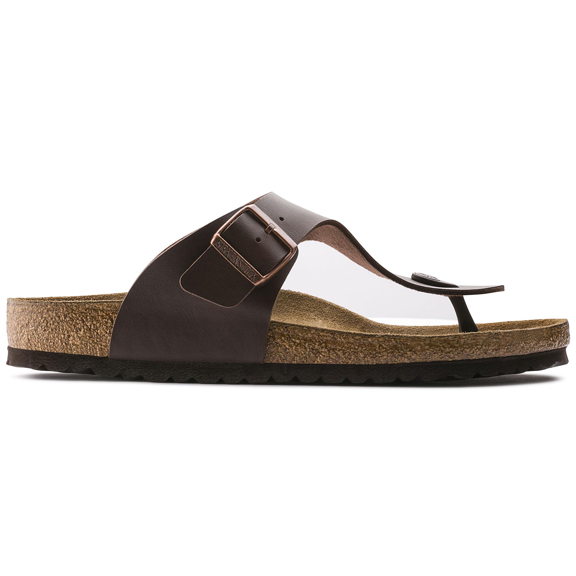 Birkenstock Unisex Mayari Birko Flor Black Sandals 5 UK