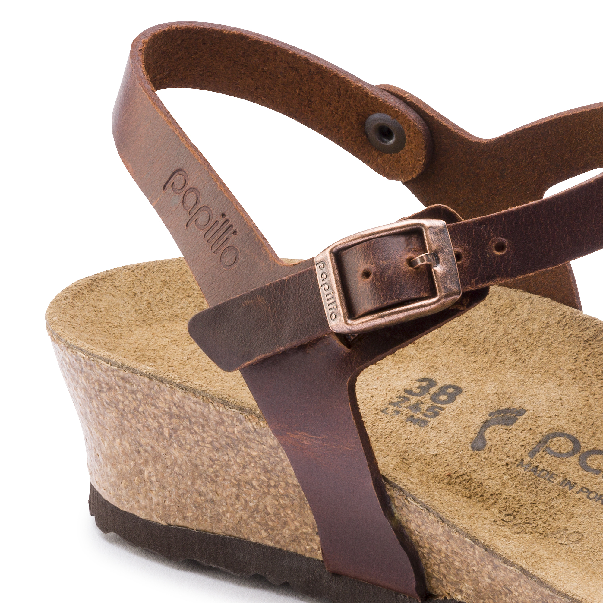 10ad5b14be0f ... Lana Natural Leather Cognac