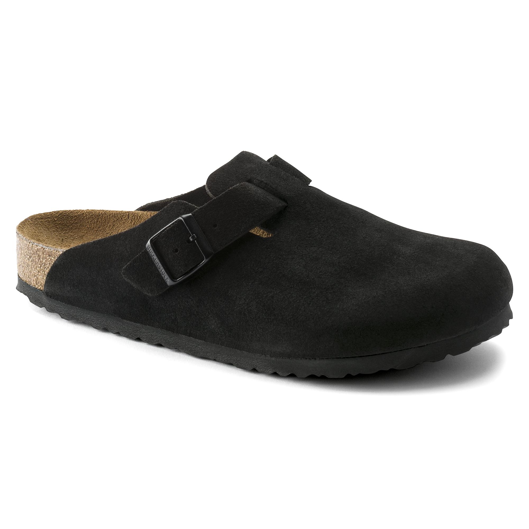 Birkenstock Boston black