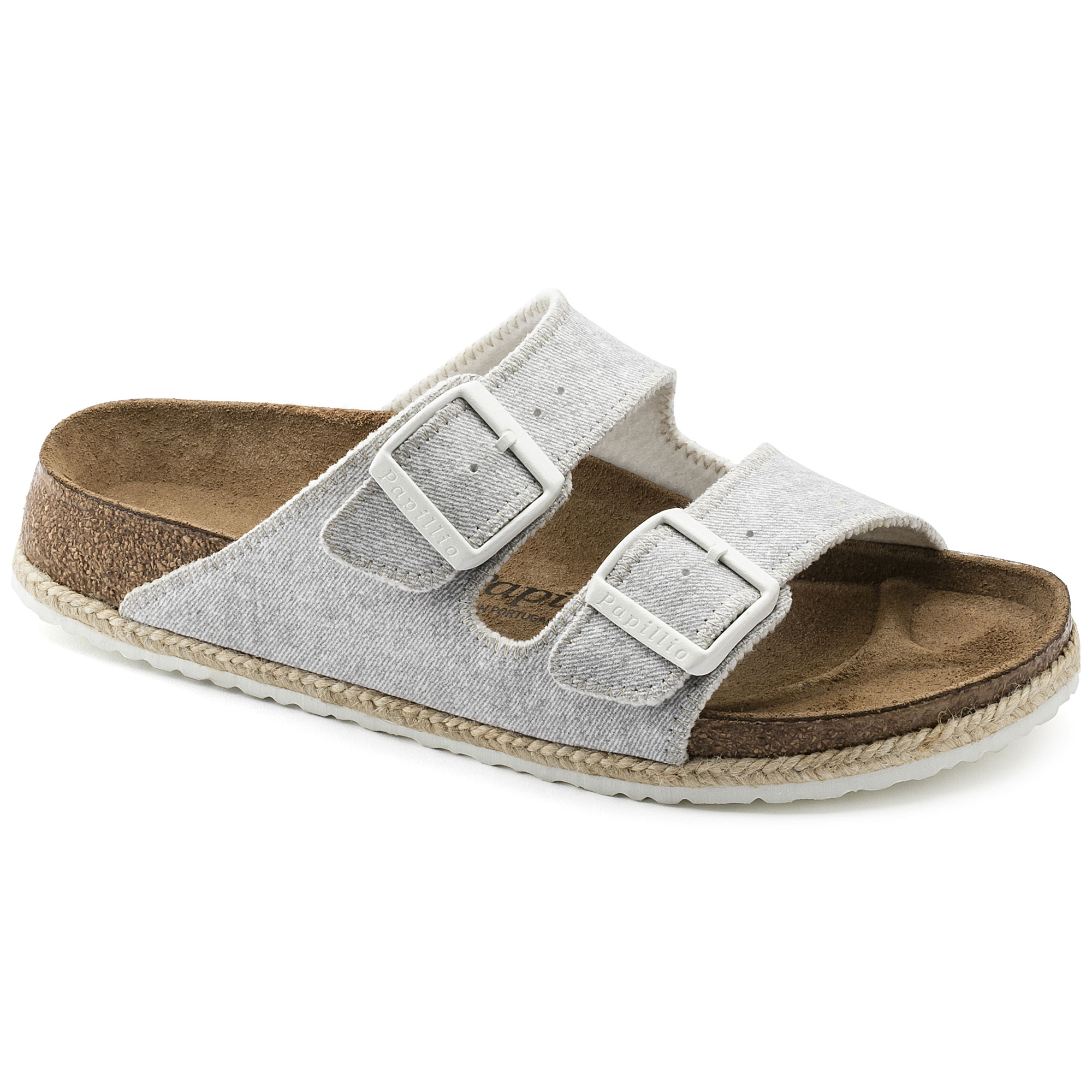 22a4bad64af Arizona Birko-Flor Beach Light Gray
