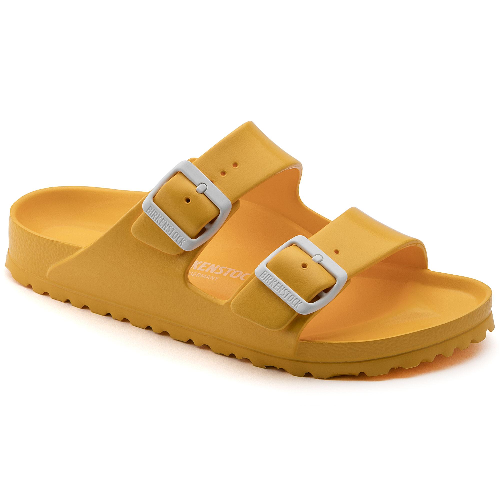 Birkenstock Gizeh Essentials EVA Scuba Yellow