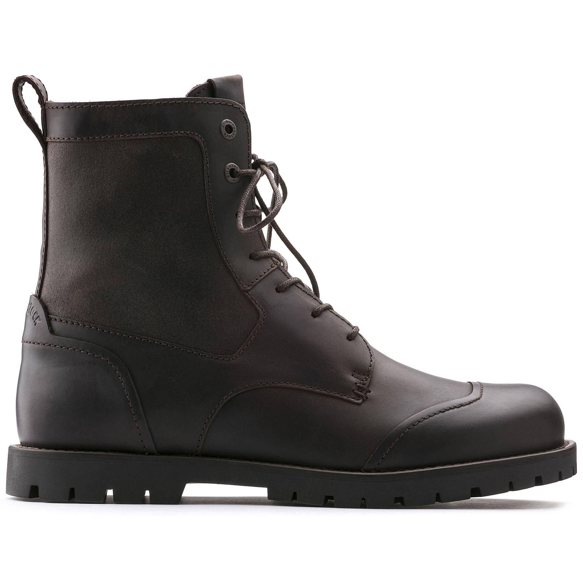 3e1a9438aeb99d ... Gilford Natural Leather Dark Brown ...