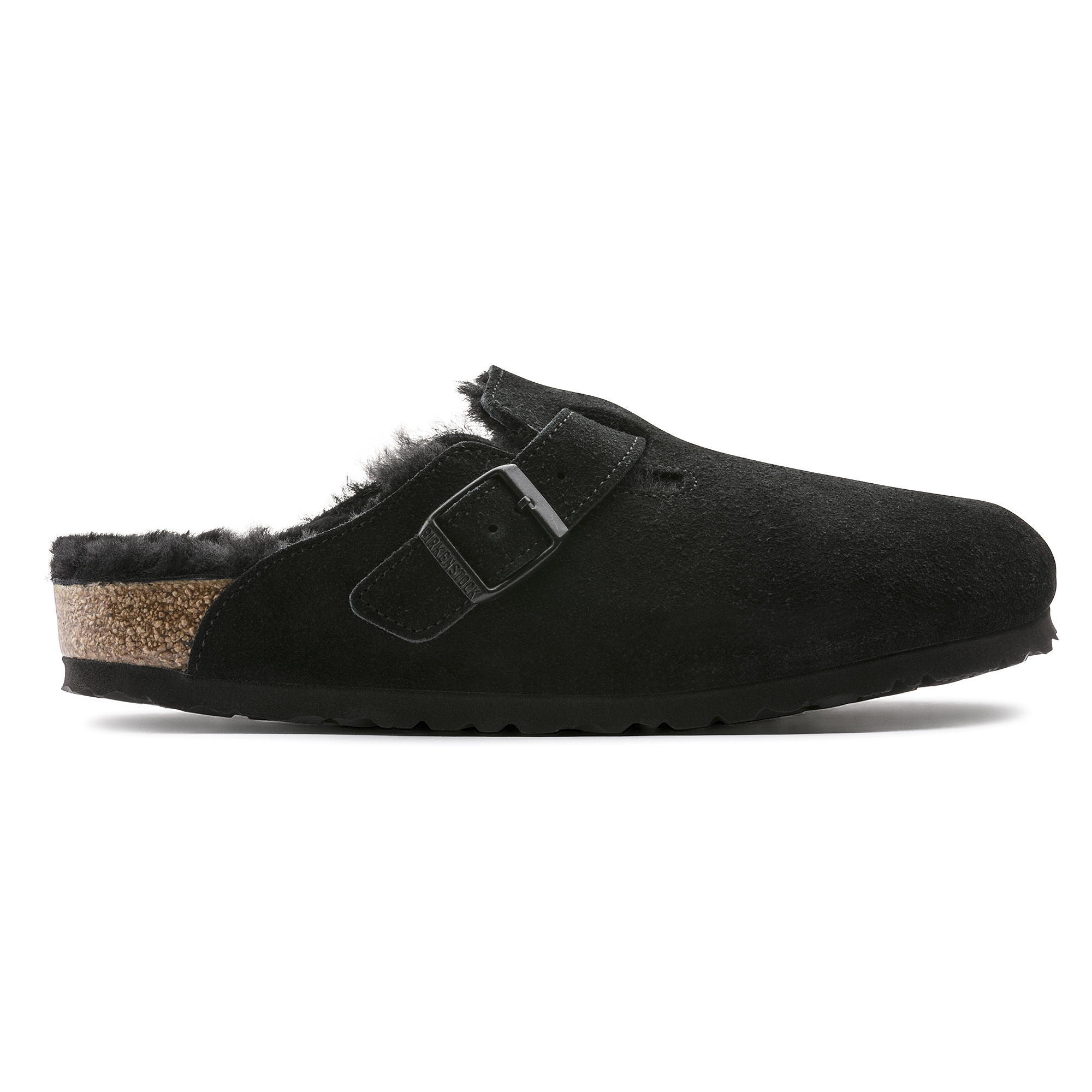 37feeca9f9a3 Boston Suede Leather Black · Boston Suede Leather Black ...