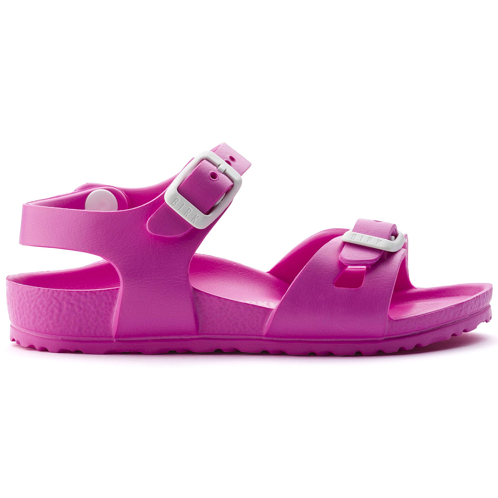 Birkenstock Rio Kids EVA Neon Pink 126163 26