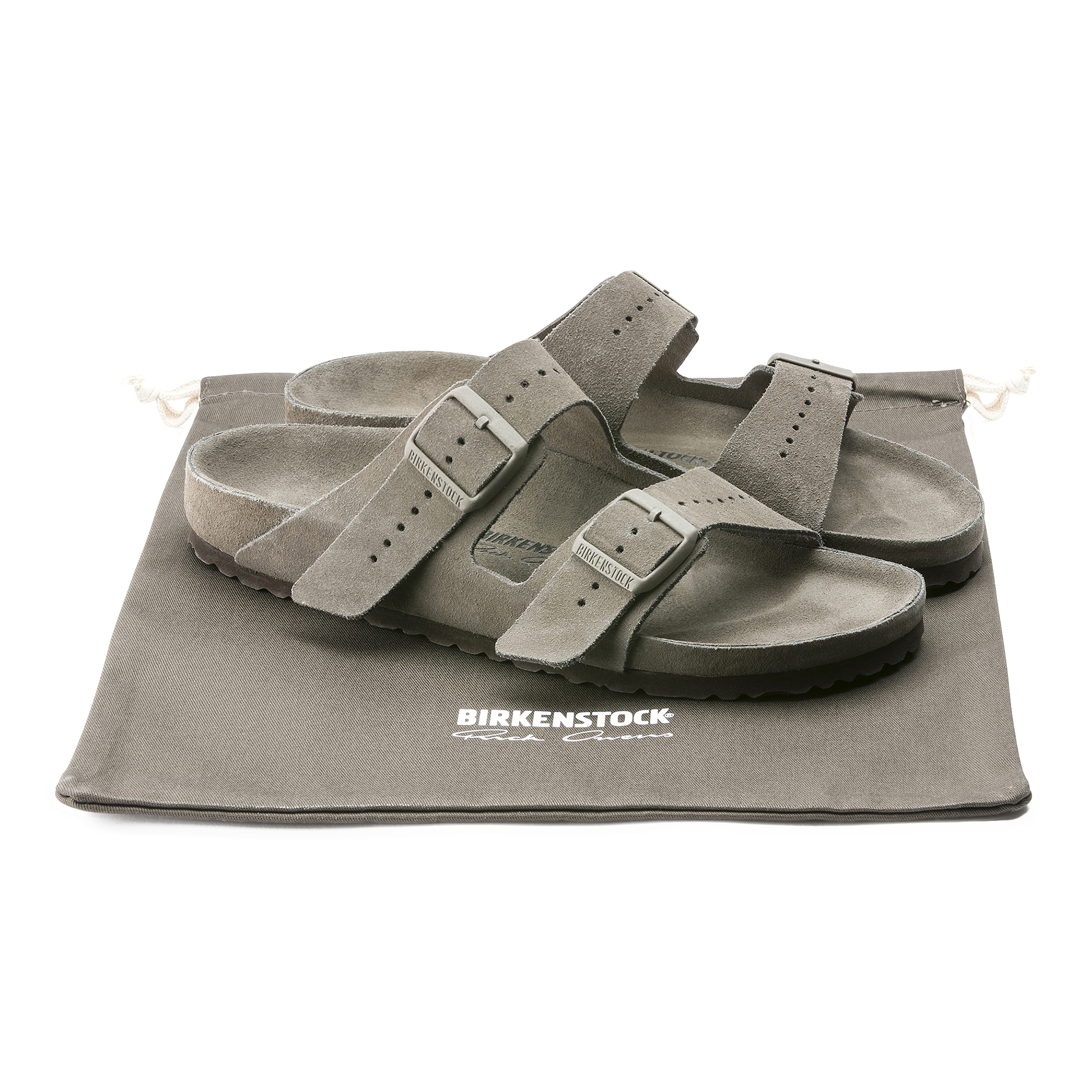 a76c86a7aad Arizona Rick Owens Velour Dust