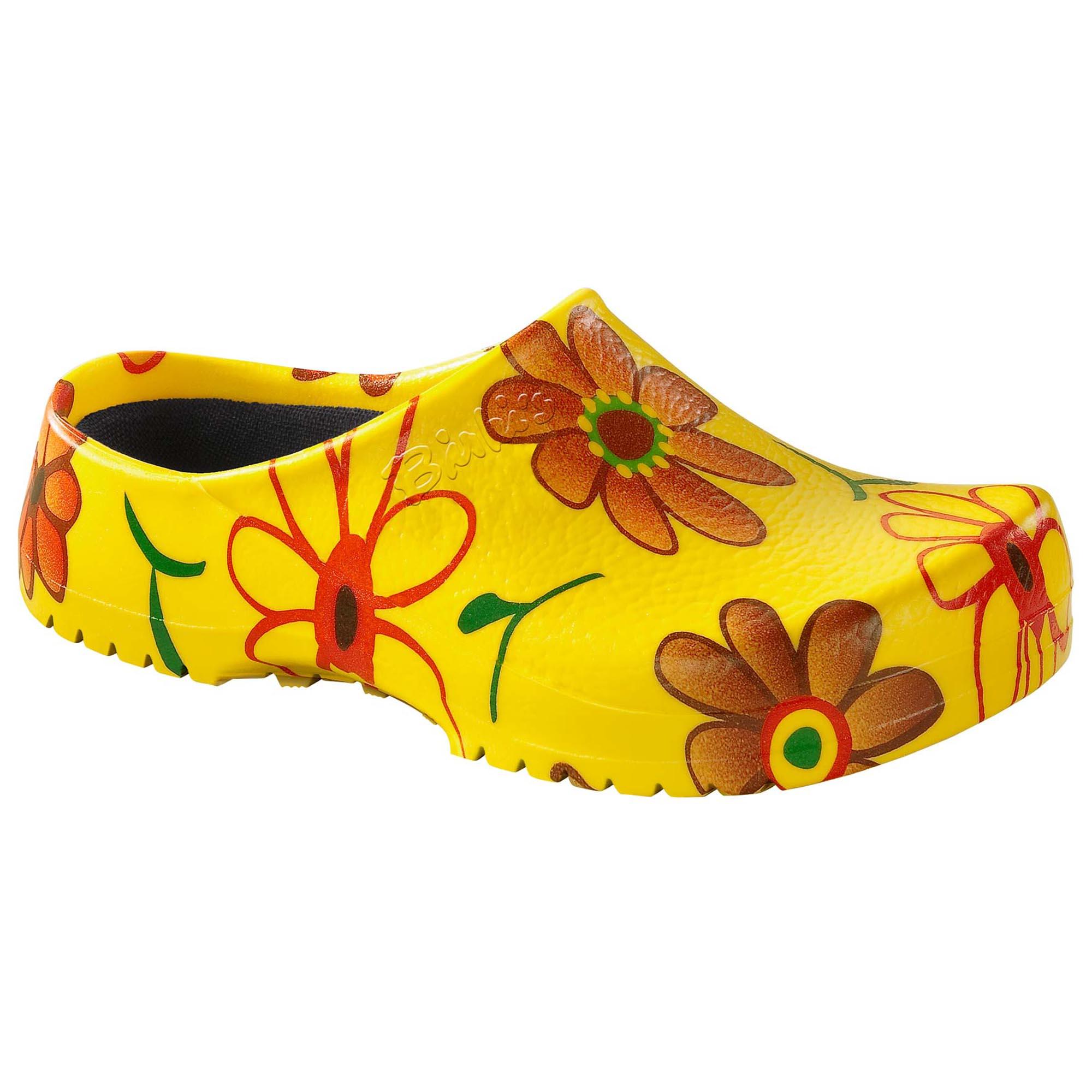 Super-Birki Polyurethane Yellow Flower