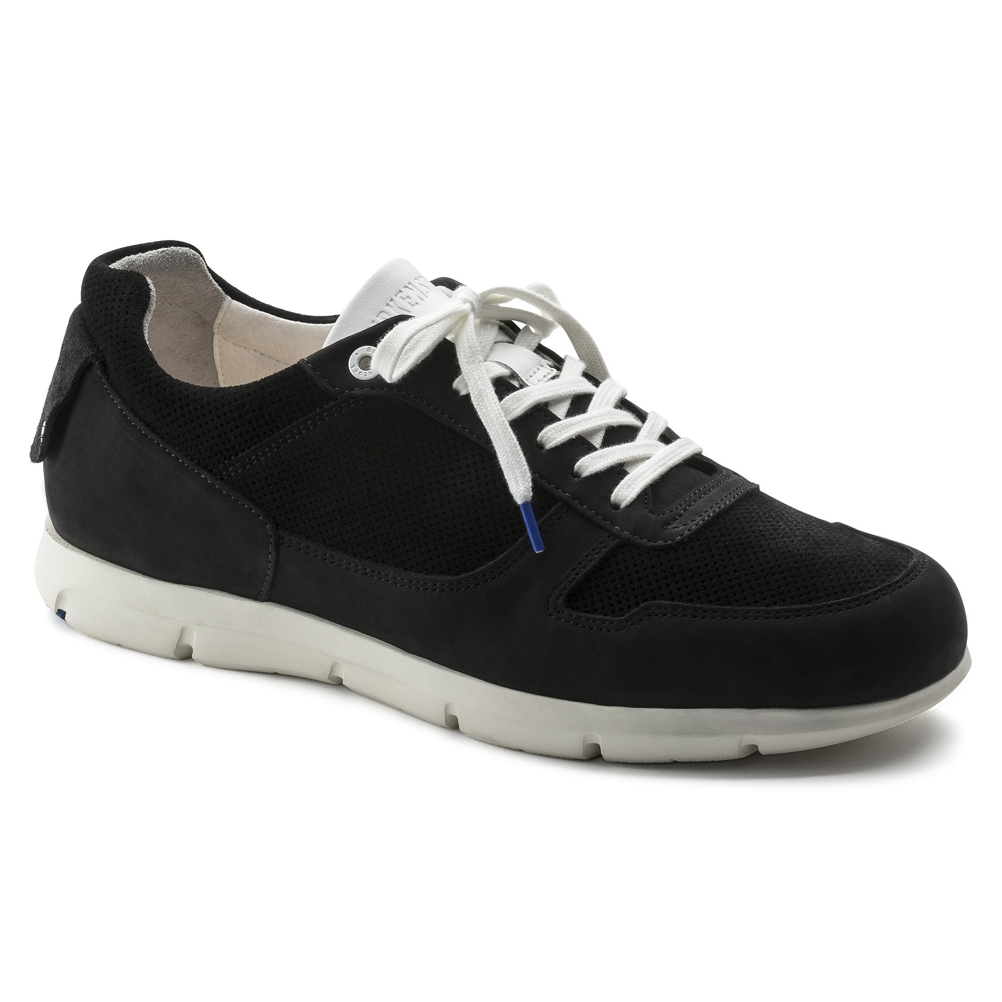 scarpe di separazione 94ac7 a17fa Cincinnati Nubuck/Suede Leather Black