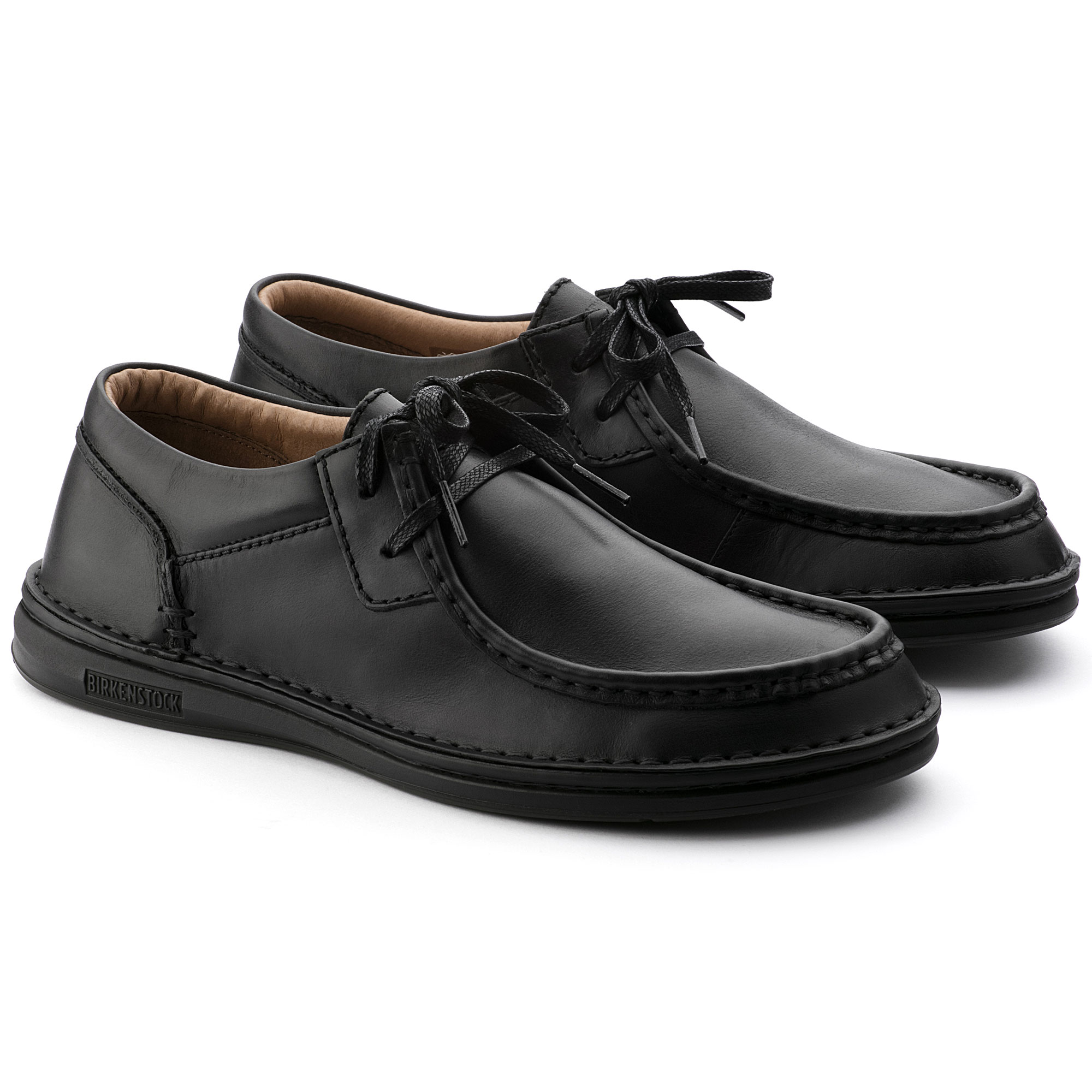Pasadena Natural Leather Black | shop