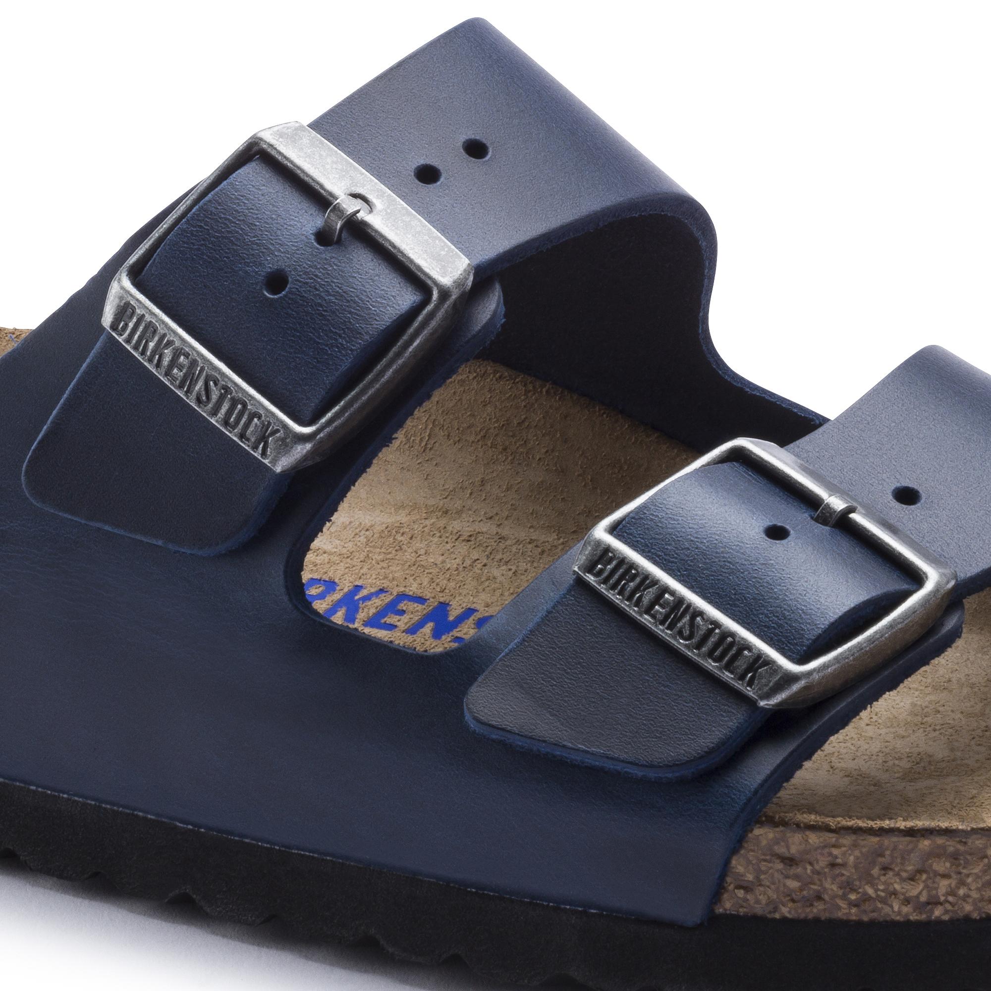 Arizona Oiled Leather Blue | shop
