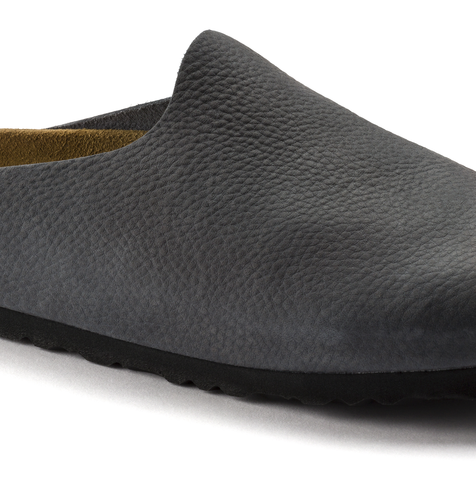 dcf7c8a7f9c0 ... Amsterdam Nubuck Leather Steer Anthracite ...
