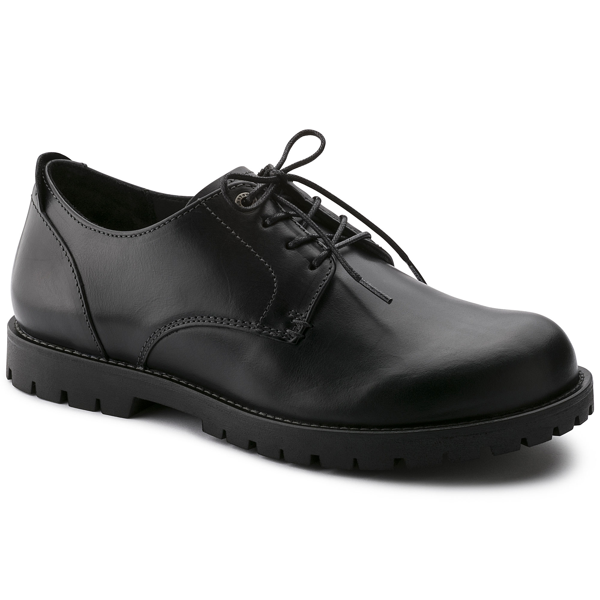 Birkenstock Derby Men's And Women's Leather Lace up Shoe