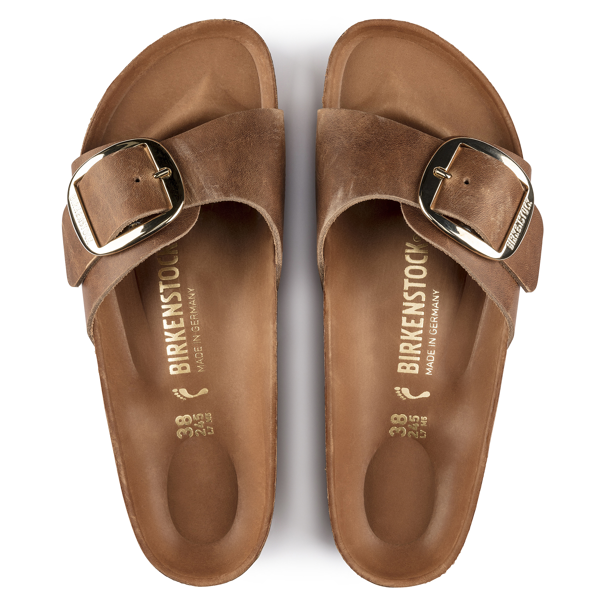 Madrid Oiled Leather | shop online at BIRKENSTOCK