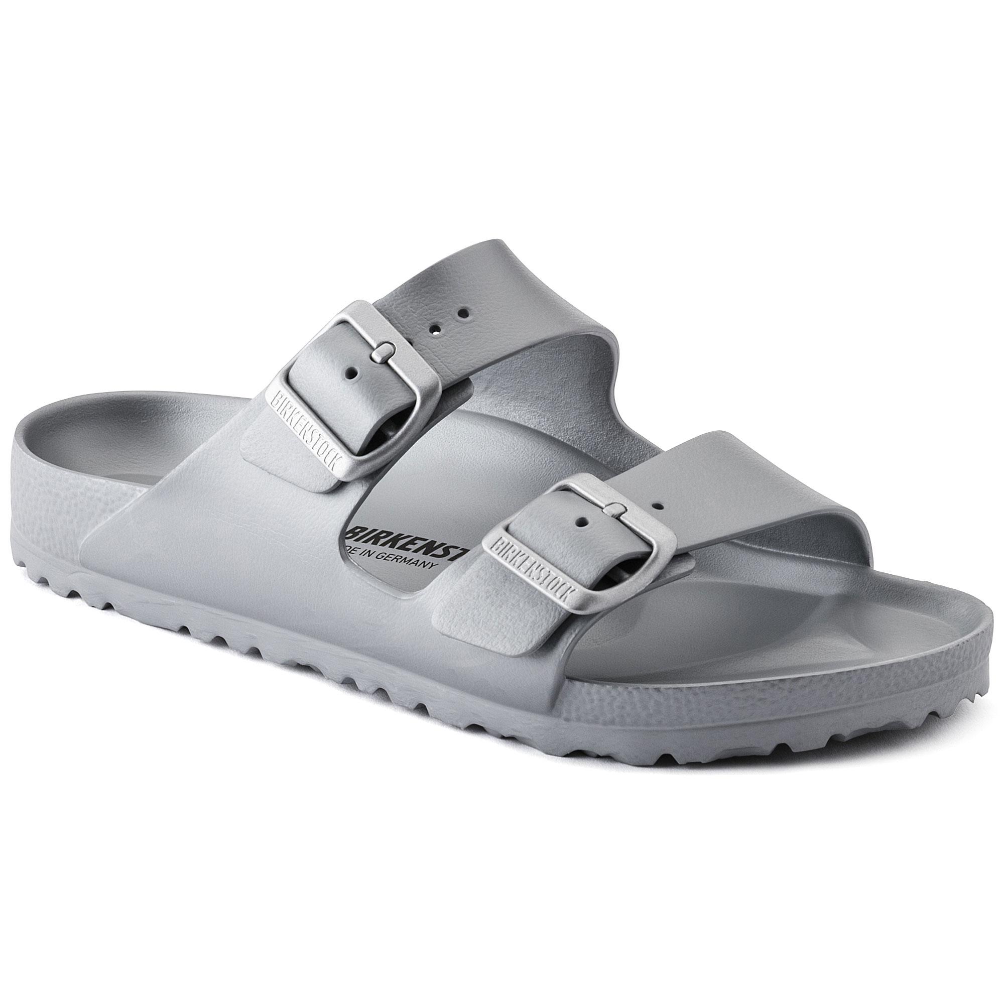 Birkenstock Arizona Kinder Sandalen Silver Verkauf bei Country Attire