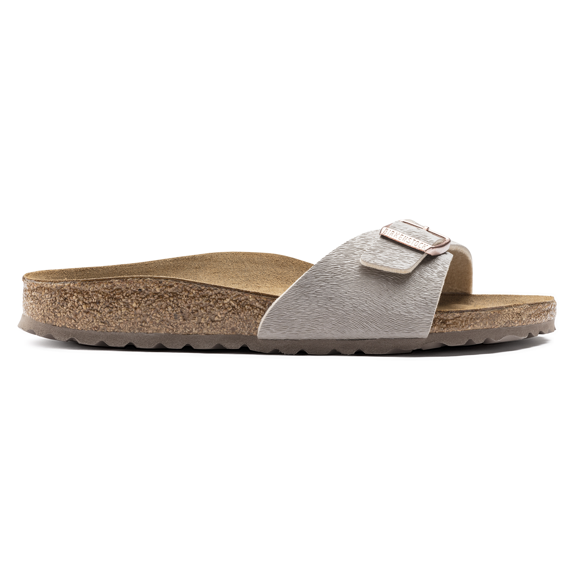 Madrid, Mules Femmes, Beige (Animal Fascination Mud), 35 EUBirkenstock