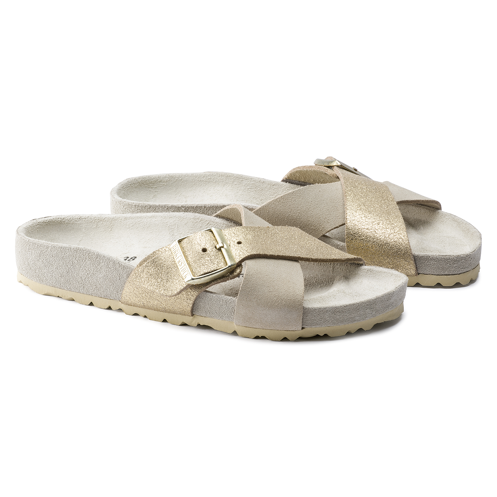 00455ef31c0 ... Siena Suede Leather Allover Taupe ...