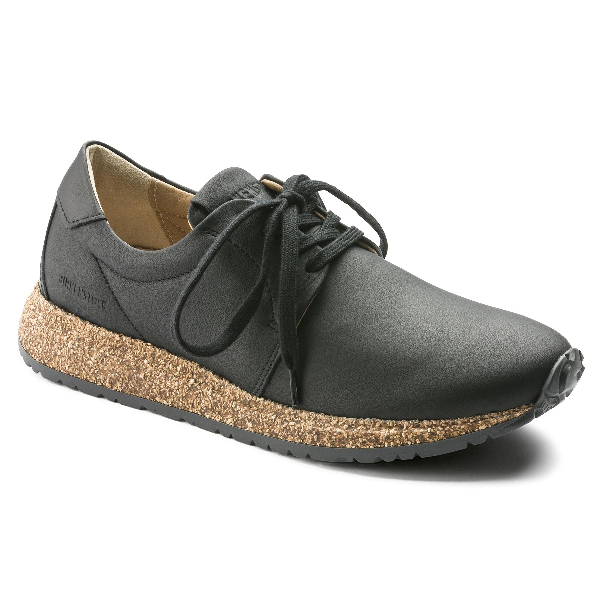 fa0731be9fa7a Wrigley Natural Leather Schwarz | online kaufen bei BIRKENSTOCK