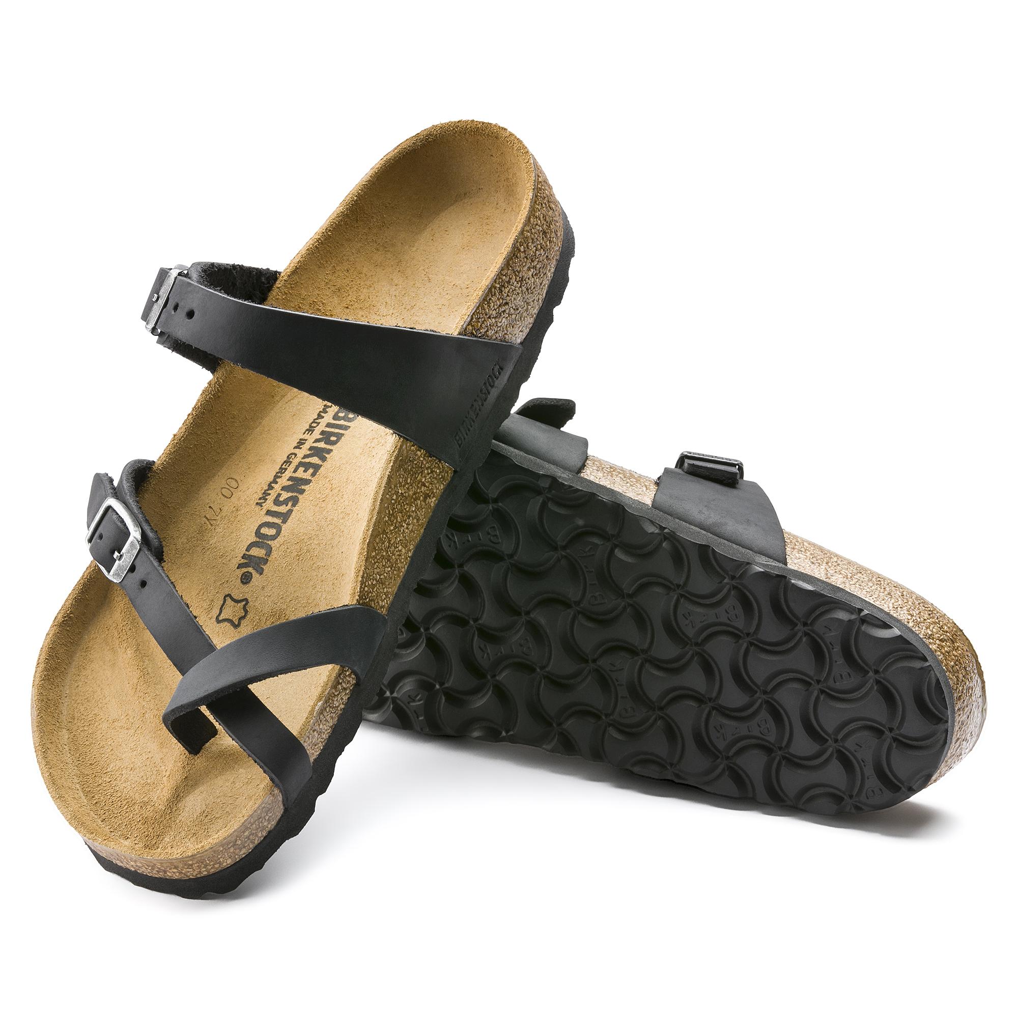 bf574a70dce ... Mayari Oiled Leather Black ...