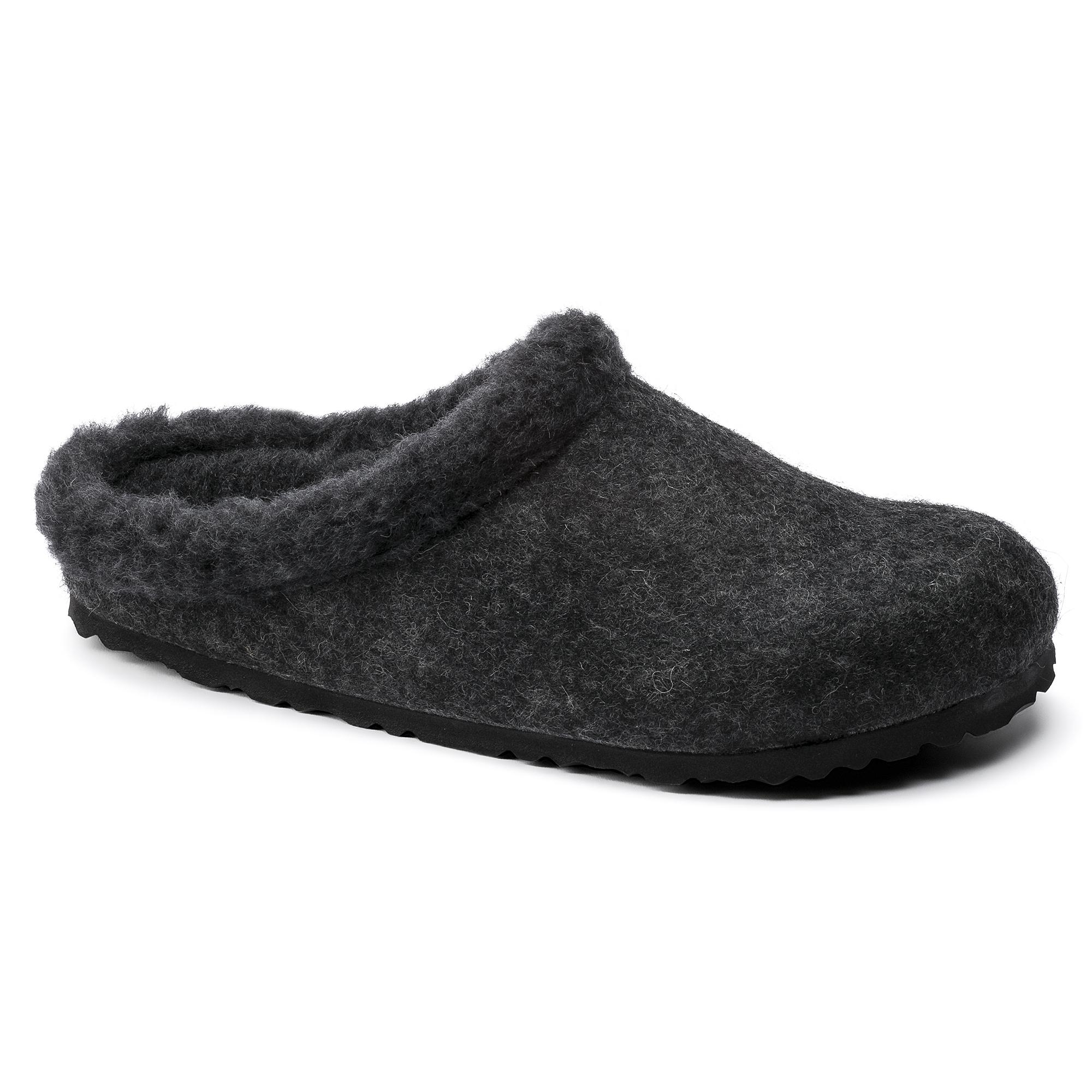 a28ca6b1cd45 Kaprun Wool Felt Anthracite Happy Lamb Black
