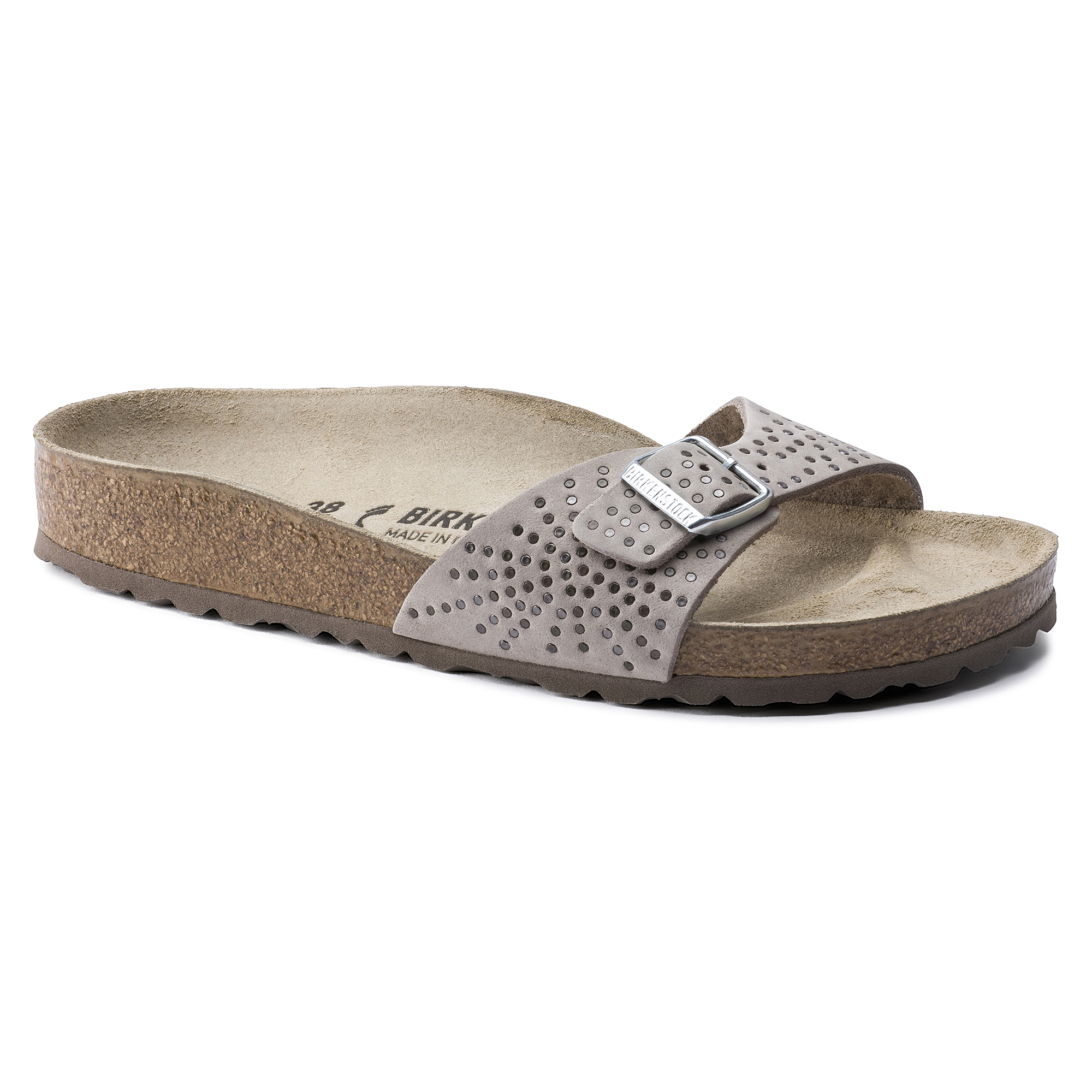 BIRKENSTOCK Arizona sandals crafted rivets avario, 41