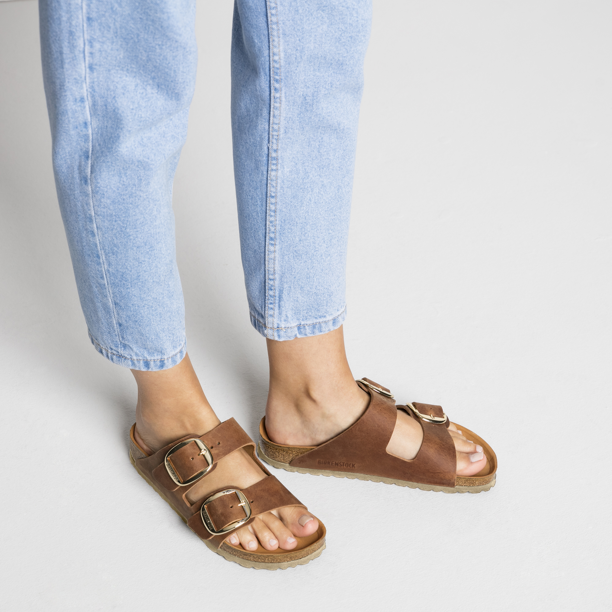 Birkenstock Adu Buckle Big Mixte Arizona 43RjA5L