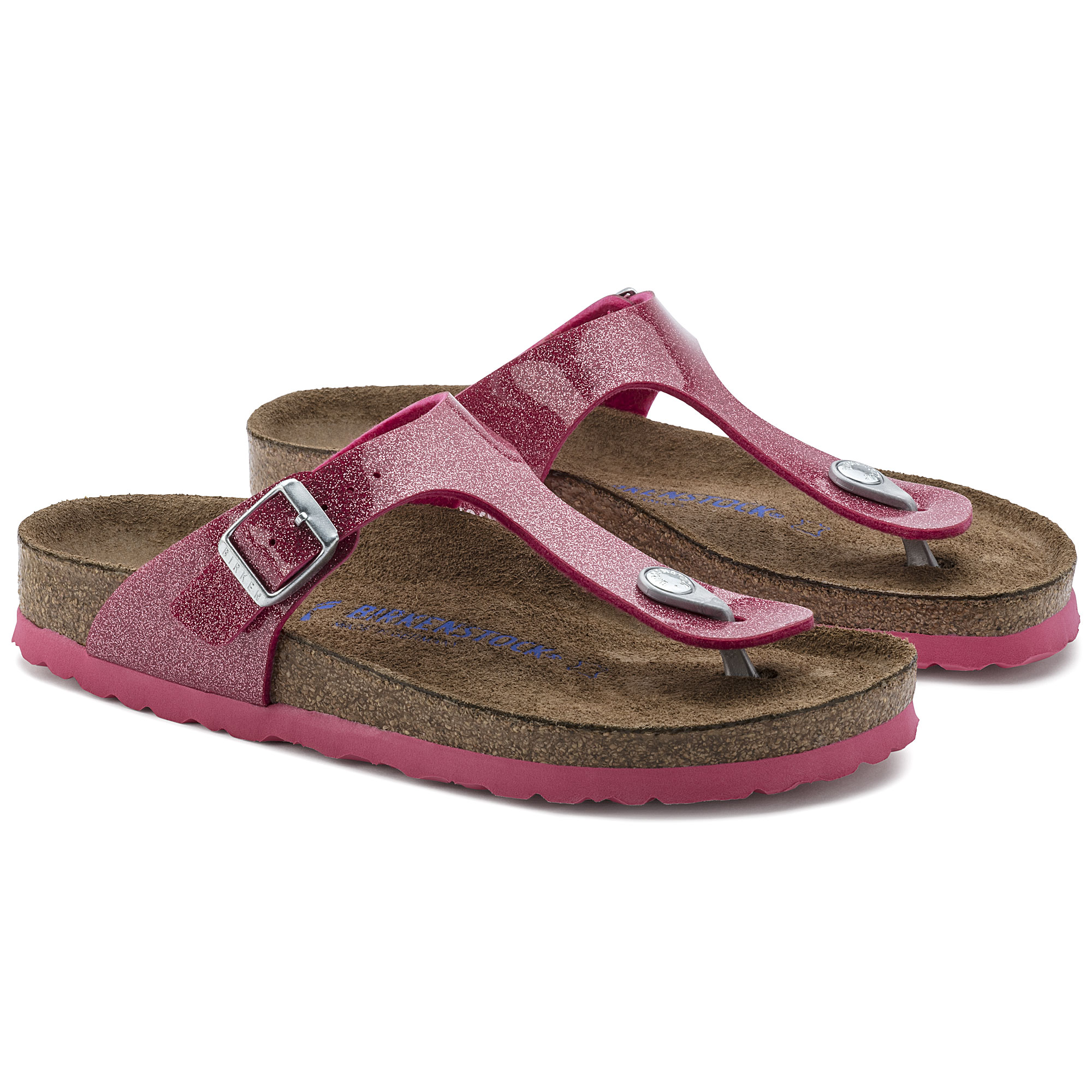 Birkenstock GIZEH - Tongs - magic rose YHErL