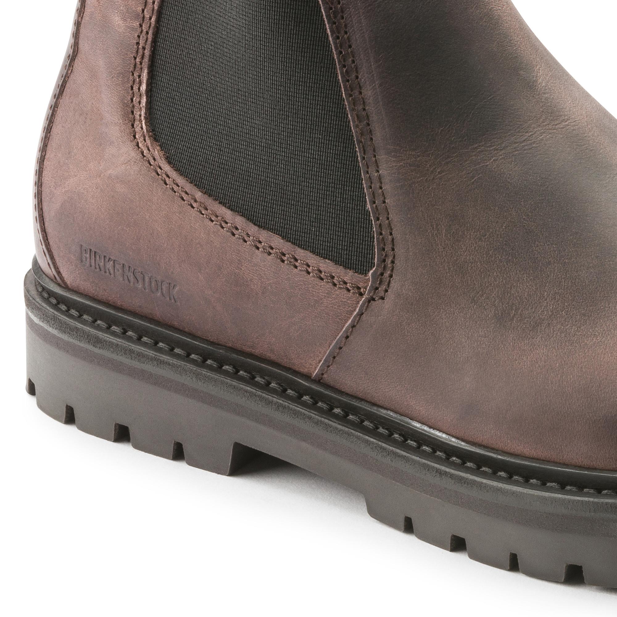 super cute d43c1 9f25c Stalon Nubuck Leather Mocca