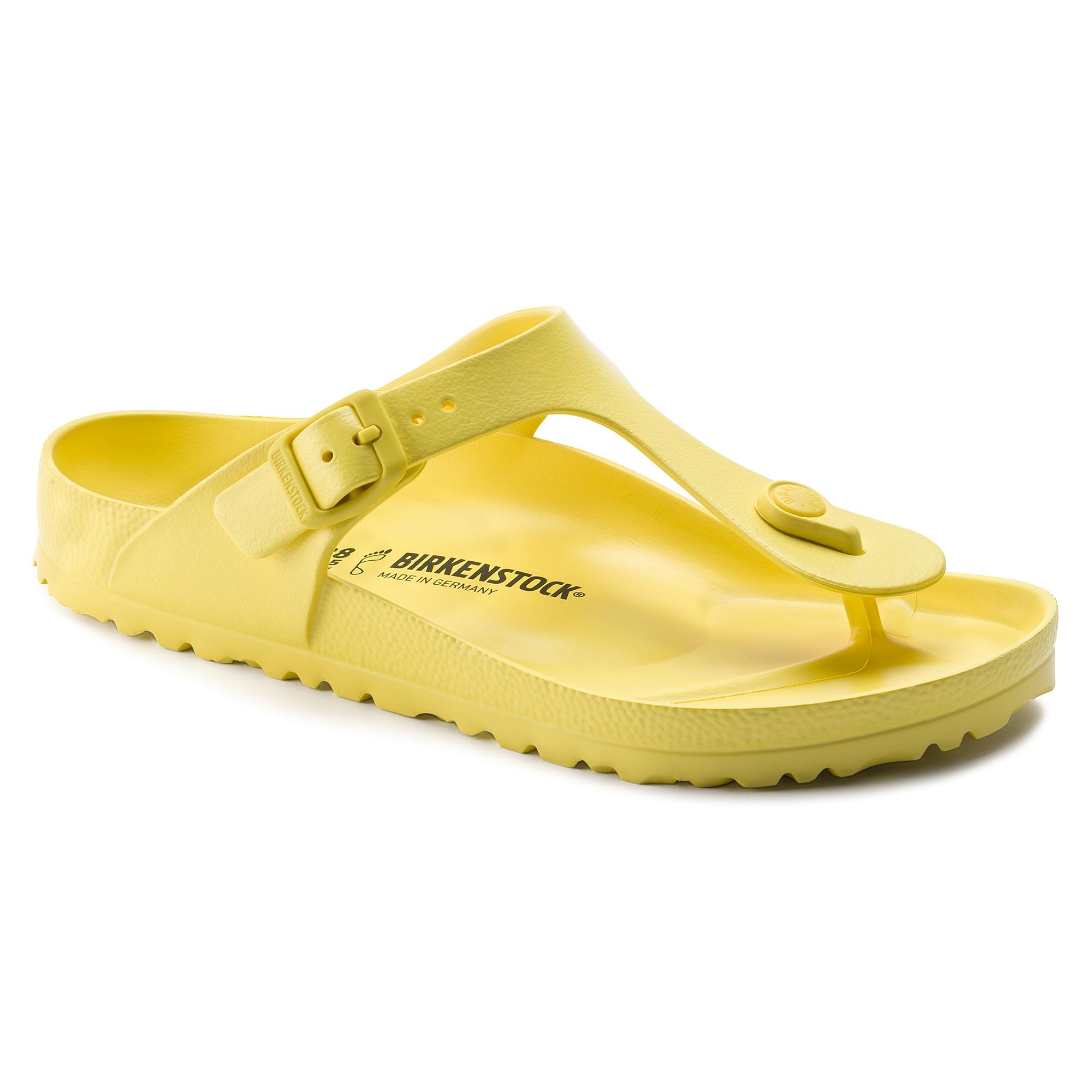 Gizeh EVA Vibrant Yellow | shop online