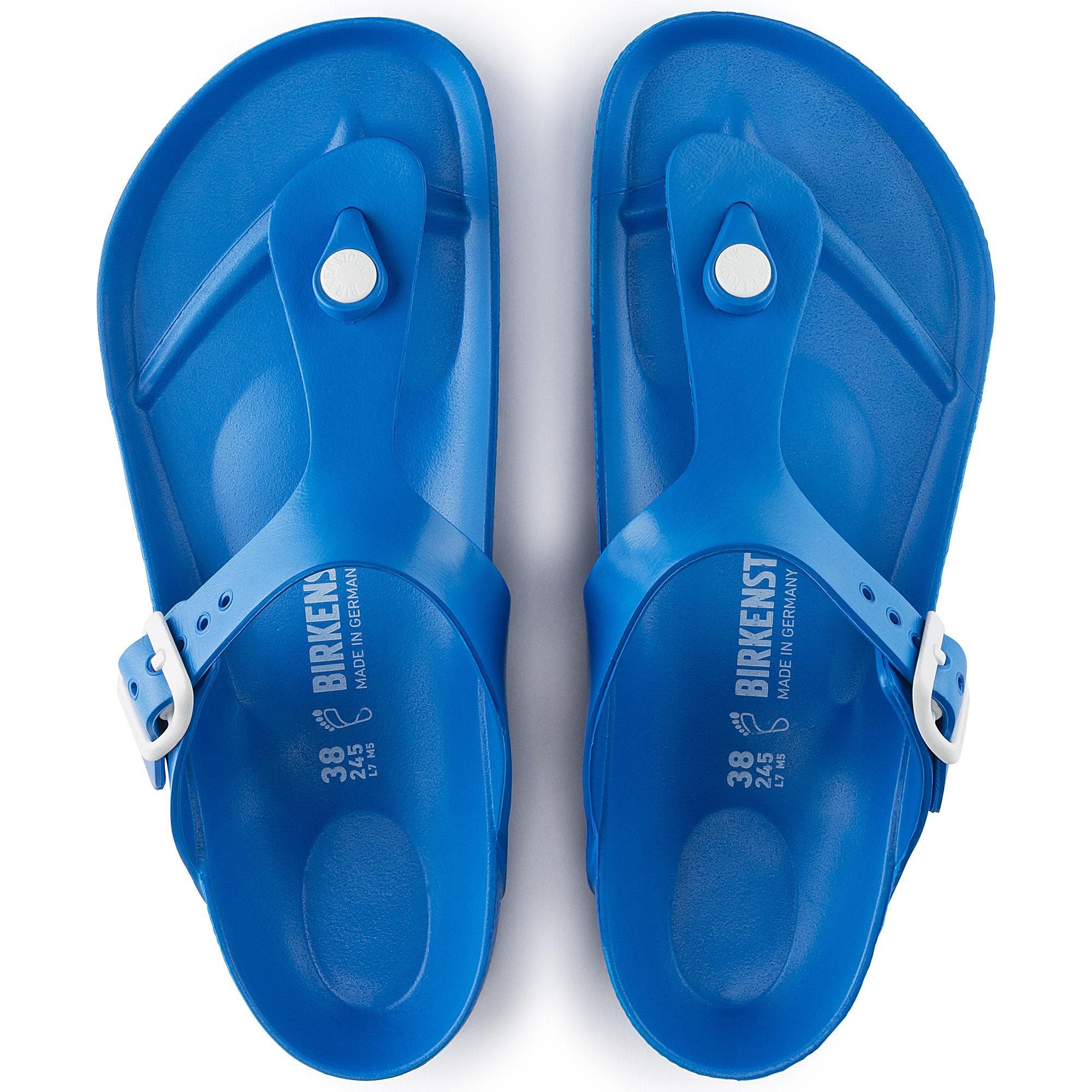 20f74995d6f Gizeh EVA Scuba Blue   shop online at BIRKENSTOCK