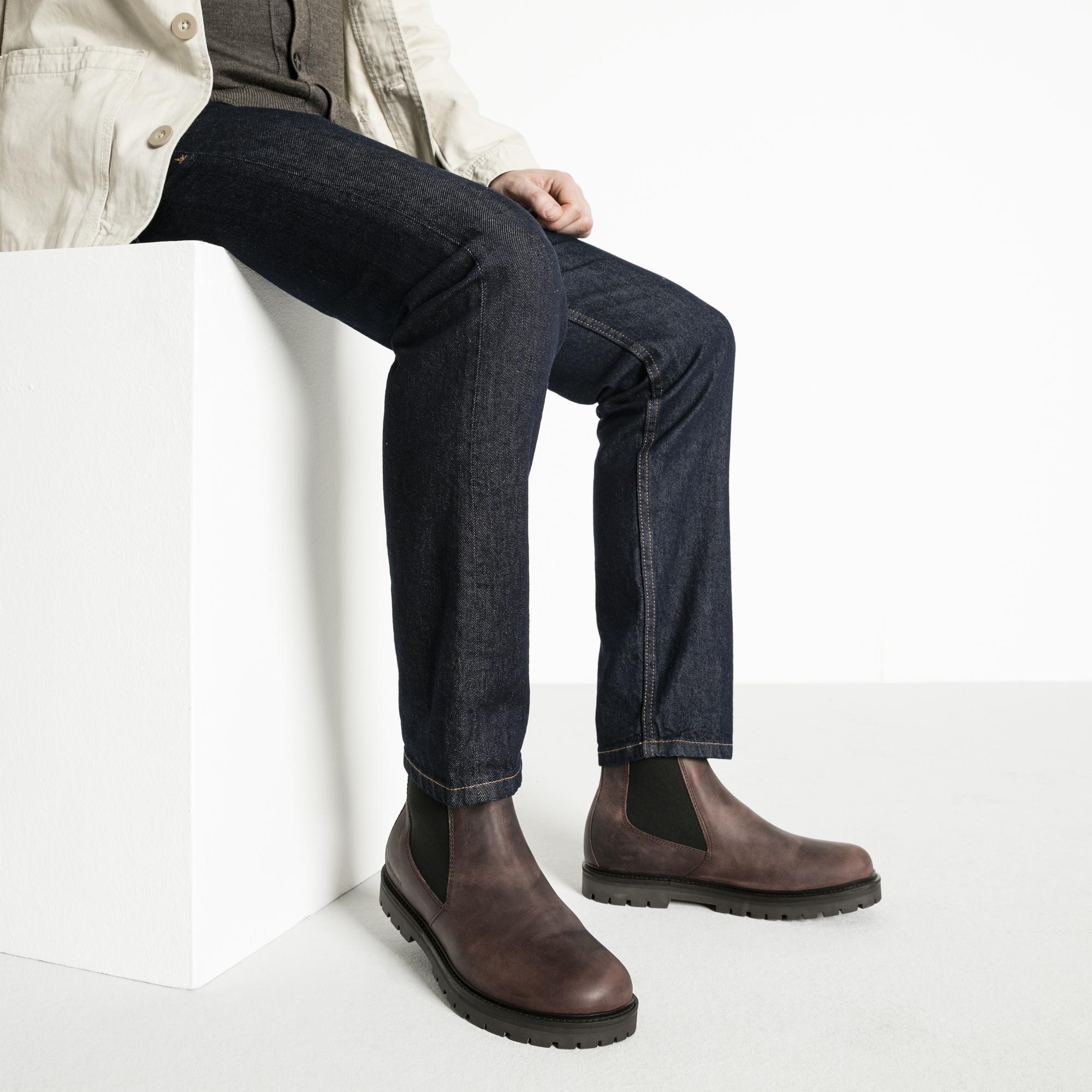 da1d97e55797 Stalon Nubuck Leather Mocha | shop online at BIRKENSTOCK