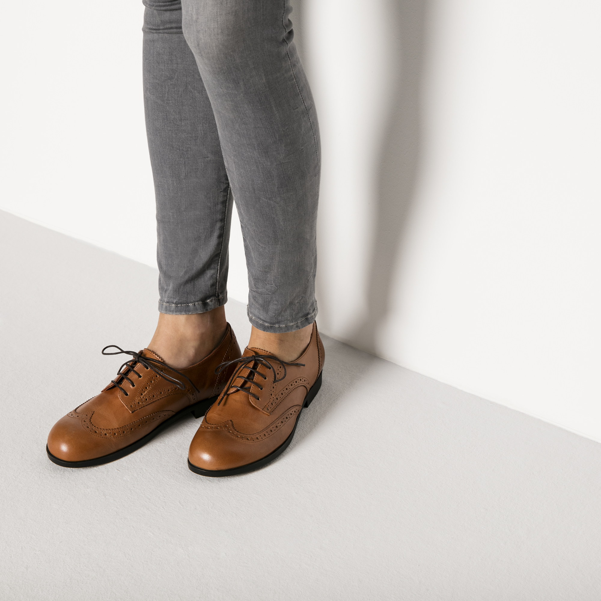 Laramie Natural Leather Camel
