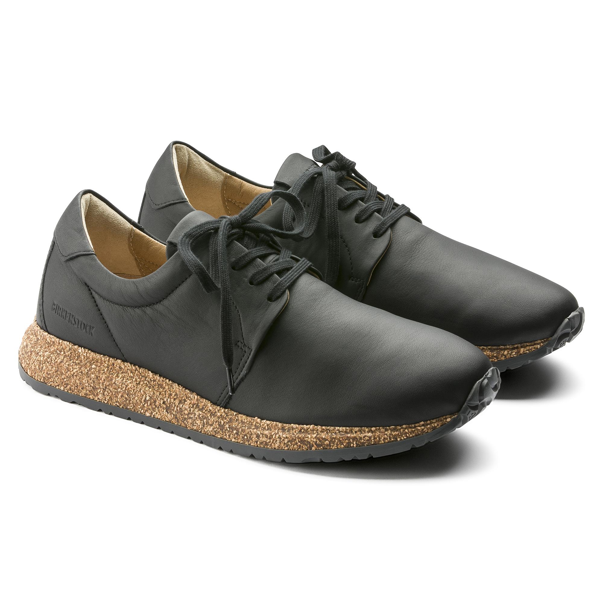 Wrigley Natural Leather Black | shop